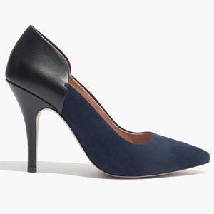"Madewell ""the Maddie"" heel 8.5"